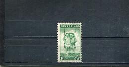 Nouvelle-Zélande 1940 Yt 256 - Used Stamps