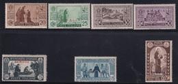 Somalia S.Antonio 1931 Serie Completa Sass. 158/164 MNH** Cv 85 - Somalie
