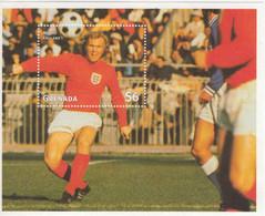 Grenada  -  Football World Cup 1966 - BOBBY MOORE  (GB)   -   1v  MS  -   Mint/Neuf/MNH - 1966 – Angleterre