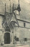 21 - BEAUNE - PORTAIL DE L'HOTEL DIEU - Beaune