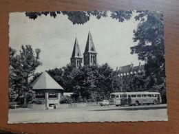 BUS / Abbaye De Maredsous, La Clairière -> Beschreven - Anhee