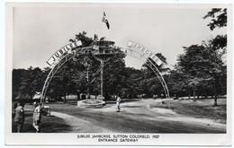 GREAT BRITAIN - JUBILEE JAMBOREE SUTTON COLDFIELD 1957 ENTRANCE GATEWAY / THEMATIC STAMP/ METER - BOY SCOUT - Otros