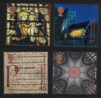 Great Britain Millennium Projects Spirit And Faith 4v 2000 MNH SG#2170-2173 SC#1930-1933 - Nuovi
