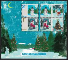 Great Britain Christmas 2006 MS 2006 MNH SG#MS2684 - Nuovi