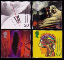 Great Britain The Millennium Series The Inventors' Tale 4v 1999 MNH SG#2069-2072 SC#1839-1842 - Nuovi
