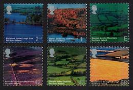 Great Britain A British Journey Northern Ireland 6v 2004 MNH SG#2439-2444 SC#2193-2198 - Nuovi