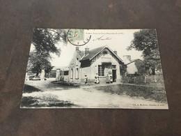 Carte Postale Paray - Douaville Le Bureau De Poste - Other Municipalities