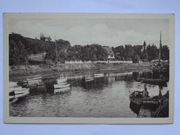 CPA (29) Finistère - PONT AVEN - La Rivière De L'Aven - Pont Aven