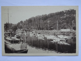 CPA (29) Finistère - PONT AVEN - Les Bords De L'Aven - Pont Aven