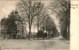 België - Verviers Avenue De Spa - 1901 - Unclassified