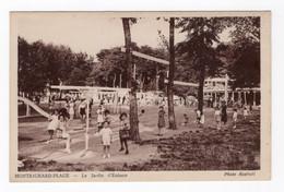 41 LOIR ET CHER - MONTRICHARD PLAGE Le Jardin D'Enfants - Montrichard