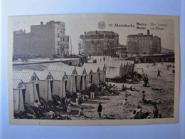BELGIQUE - FLANDRE OCCIDENTALE - OOSTENDE - Mariakerke - La Plage - Oostende
