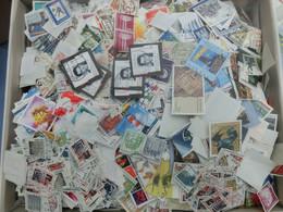 1,9 Kg Bund Sondermarken, Freimarken Ohne Papier, Ca 95 % Sonder-Zuschlagsmarken, - Alla Rinfusa (min 1000 Francobolli)