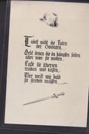 B59 /   WWII Patriotika , Tadelt Nicht Die Taten Der Soldaten - Guerra 1939-45