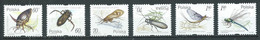 Pologne YT N°3558/3563 Insectes Neuf ** - Ungebraucht