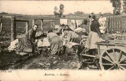 België - Bertrix - Lavoir - 1900 - Non Classificati