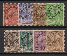 Tunisie - 1926-47 - Préoblitéré N°Yv. 1 à 8 - Série Complète - Neuf  Luxe ** / MNH / Postfrisch - Other