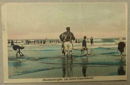 Blankenberge: Redders Aan Zee 1910 Van Blankenberge Naar Herford (Duitsland) (JO) - Blankenberge