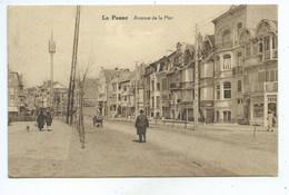 La Panne Avenue De La Mer - De Panne