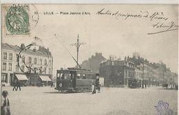 LILLE PLACE JEANNE D'ARC - Lille