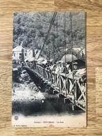 Corrèze - NOUZENAC - Le Pont / 1912 / Animée - Andere Gemeenten