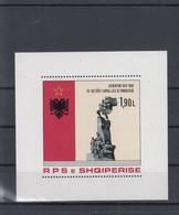Albanien Michel Cat.No.mnh/** Sheet 76 - Albanie
