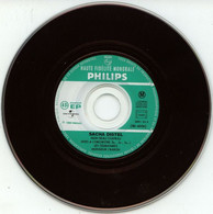 SACHA DISTEL  °  MON BEAU CHAPEAU  / CD 4 TITRES  REPRODUCTION DU VINYLE DES ANNEES 60 - Andere - Franstalig