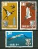 1963 Taiwan A.O.P.U. Uccelli Birds Vogel Oiseaux Set MNH** A2- - Neufs