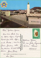 AGADIR LA NOUVELLE MOSQUEE ARMOIRIES DE LA VILLE TIMBRE NON OBLITERE - Agadir