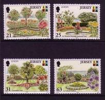 JERSEY MI-NR. 884-887 POSTFRISCH(MINT) PARKS AUF JERSEY EUROPA 1999 - Jersey