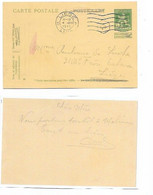 "SH 0969. EP 50 C. Mécan. LIEGE 1 - 4.VIII.1914 V. Liège - Arr. Cach. Facteur ""21"". TB - Invasion"