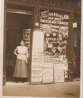 Royaume- Uni - ,thick Black Tobacco - Magasins