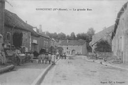 GONCOURT  Grande Rue - Andere Gemeenten
