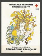 CARNET CROIX 1983 N° 2032 NEUF**  SANS CHARNIERE / MNH / - Rode Kruis