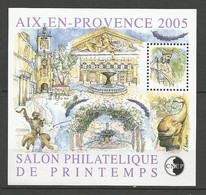 BLOC CNEP AIX 2005 N° 47 NEUF** LUXE SANS CHARNIERE / MNH / - CNEP