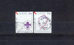 CROATIA - EUROPA CEPT 2007. - MI.NO.805/6 - KC = 2,4 € - 2007