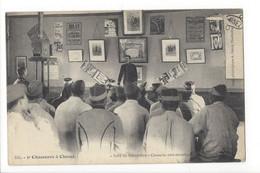 27378 - 5e Chasseurs à Cheval Salle Récréation Causerie Anti-Alcoolique - War 1914-18