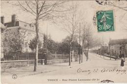 TOUCY - Rue Pierre Larousse - Toucy