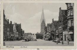 AK Lüneburg, Am Sande 1940 - Lüneburg
