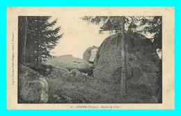A823 / 349 88 - FRAIZE Roche Des Fées - Fraize