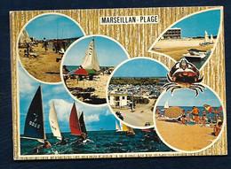 Marseillan Plage (Hérault) - Paradis Des Vacances Au Bord De La Méditerranée - Marseillan