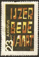 """Diksmuide Belgie Belgique Vlaanderen """" Ijzer Bedevaart 1950 """" Vignette Cinderella Reklamemarke D - Cinderellas"""