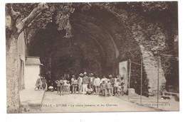 CPA PHILIPPEVILLE - STORA - La Voute Romaine Et Les Citernes - Skikda (Philippeville)