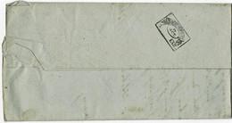 """1858, Bf. Sammlung """" Perchtoldsdorf """" Ankunft  , A5112 - ...-1850 Prephilately"""
