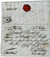 "1848, "" Wien - Briefslg "" , L1 "" S. Pölten ""  , A5113 - ...-1850 Prephilately"