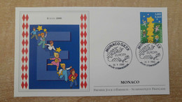 N°2248 - FDC Europa 2000 - FDC