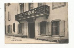 Cp,  Commerce,  Banque ,  SOCIETE GENERALE ,  Bureaux De LIMOUX ,  11 Rue De La Trinité , Vierge - Vari