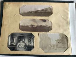Album 215 X Photos André & Frantz ADAM 1894-1912 Rouffach, Strasbourg, Saverne, Bourg En Bresse, Revermont Ain... - Geïdentificeerde Personen