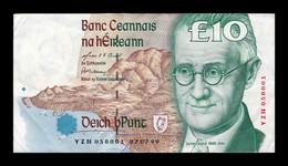 Irlanda Ireland 10 Pounds 02.07.1999 Pick 76b BC/MBC F/VF - Ireland