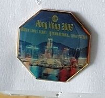 Pin' S  Association  LOIN' S  CLUB  HONG  KONG  2005, 88  TH  LIONS  CLUBS  INTERNATIONAL  CONVENTION - Associations